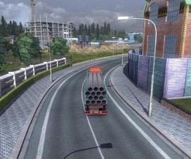 Serpentine Road & House & Long Way Small v6.0 | ETS 2 Mods