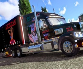 USA Jumbo krone trailer [REWORKED] | ETS 2 Mods