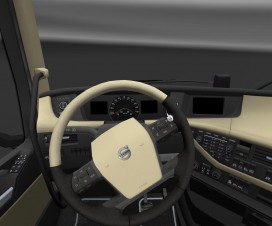Volvo FH 2012 New Dashboard Indicators | ETS 2 Mods