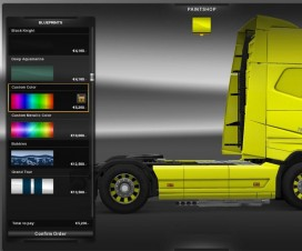 Autocolor Wheels | ETS 2 Mods