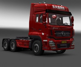 Dongfeng 450 | ETS 2 Mods