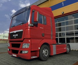 Man TGX Reworked by MADster | ETS 2 Mods