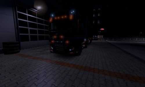Multiplayer Mods SCS lIghts addons