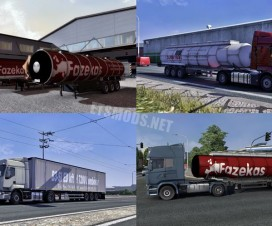 Real Hungarian Companies v1.1 | ETS 2 Mods