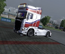 Scania R2008 Chasis | ETS 2 Mods