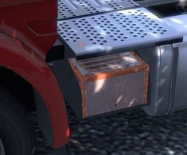 Toolbox for Scania R   ETS 2 Mods