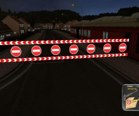New Closed Road Wall | ETS 2 Mods