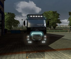 Ford Cargo Pack v1 1.16.x | ETS 2 Mods