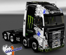 ggg skin pack to volvo fh16 2013 v18 by ohaha 1