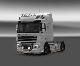 Holland style will never die Skin | ETS 2 Mods