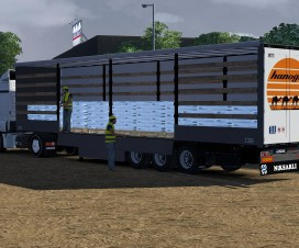 Koegel Trailer 1.16.x | ETS 2 Mods