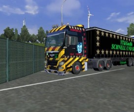MAN heavy trucks | ETS 2 Mods