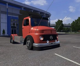 Mercedes Benz 1113 | ETS 2 Mods