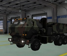 Military Truck 1.16 | ETS 2 Mods