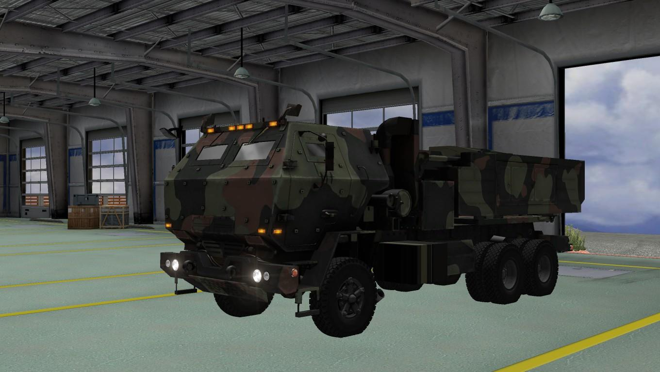 Military Truck 1 16 Ets2 Mods