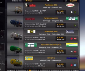 National companies in Brazil 1.16 | ETS 2 Mods
