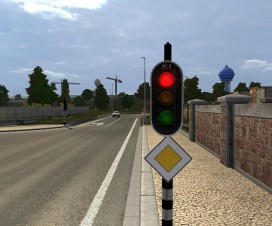 New Lenses of the Lights v2 | ETS 2 Mods