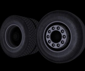 New Wheels 1.16.x | ETS 2 Mods