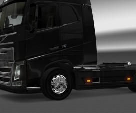 Pack wheels bepo and fabbof | ETS 2 Mods