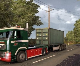 Real Hungarian Companies v1.2   ETS 2 Mods