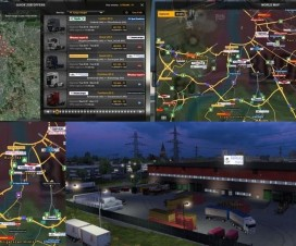 Real Hungarian Companies v1.3 | ETS 2 Mods