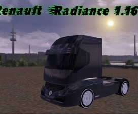 Renault Radiance Fixed 1.16 | ETS 2 Mods