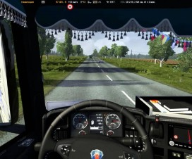 Russian Open Spaces Map v2.1 | ETS 2 Mods