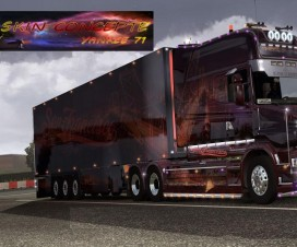 scania t and trailer san francisco 1
