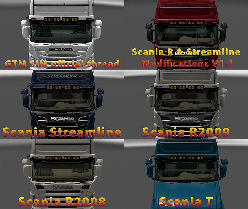 Sunshield Gtm All Scania 1 16 2s Ets2 Mods
