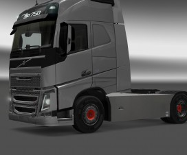 Volvo FH 2012 Sideskirts | ETS 2 Mods