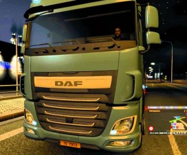Xenon For All Trucks | ETS 2 Mods