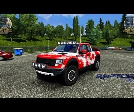 Ford F150 | ETS 2 Mods