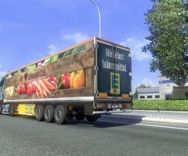 EDEKA Trailer | ETS 2 Mods
