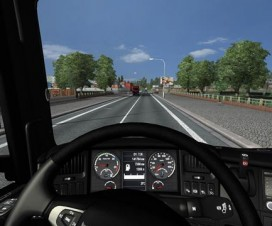 Scania R & Streamline Speedometer 160 km/h | ETS 2 Mods