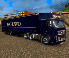 Trailers from Scandinavia 1.17 | ETS 2 Mods