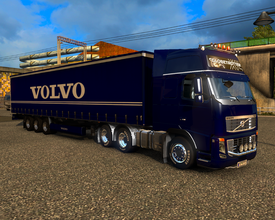 Euro Truck Simulator 2 - Patch 117 Public Beta