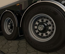 Wheel + Trailer + Axles Sound | ETS 2 Mods
