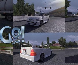 Auto Go! in Traffic | ETS 2 Mods