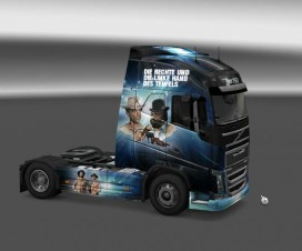 Bud Spencer and Terence Hill v1.0 | ETS 2 Mods