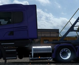 Chrome wheels 1.17 | ETS 2 Mods
