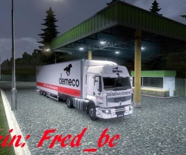 Combo Skin Pack Demeco | ETS 2 Mods