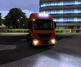 Iveco Stralis Hi-Way + Interior | ETS 2 Mods