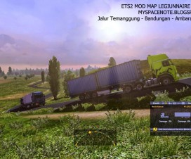 Map Legiunnaire2 v28 | ETS 2 Mods