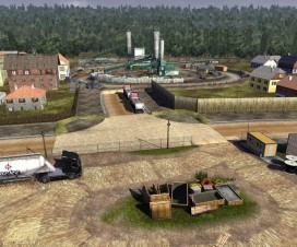 MF Farms Map | ETS 2 Mods