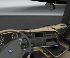 Real Scania Streamline Interior | ETS 2 Mods