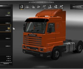 Scania 143m edit | ETS 2 Mods