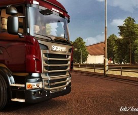 Scania G420 Highline Stock | ETS 2 Mods