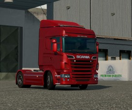 Scania Modified R & Streamline | ETS 2 Mods