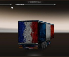 Trailer France | ETS 2 Mods