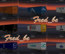 Trailers Trucks Dealer 1.17.x | ETS 2 Mods